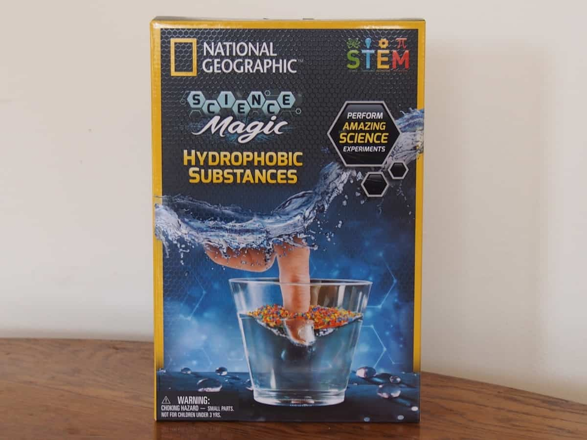 National Geographic Hydrophobic Science Kit