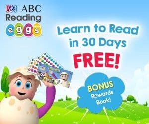 Reading Eggs 30 Day Free Trial